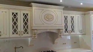 Кухня на заказ из МДФ в классическом стиле в Одессе