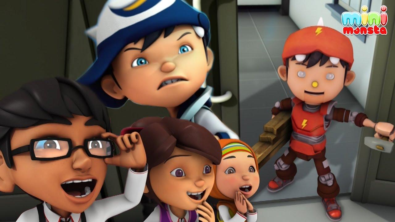 Pertembungan BoBoiBoy & BoBoiBot! #BoBoiBoyS3 | Episod 18