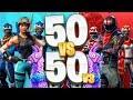 Fortnite 50 vs 50 V3 Game Mode! (Fortnite Battle Royale)