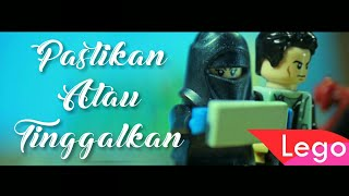 LEGO Natta Reza Pastikan Atau Tinggalkan Brick Music Video