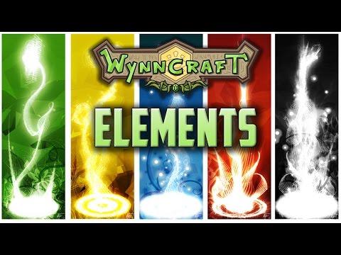 Wynncraft   Basic element guide