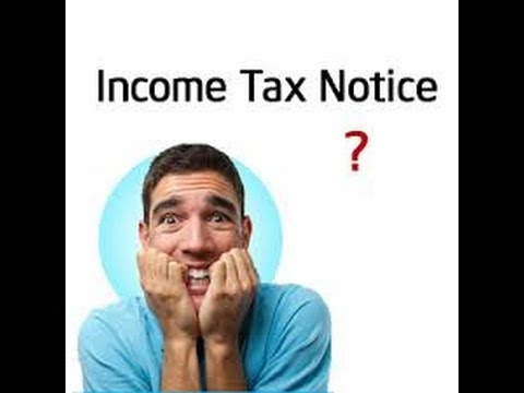 INCOME TAX NOTICE Sec 142(1) and 143(2) by Kunal Kathuria