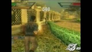 Dead to Rights: Reckoning Sony PSP Gameplay - E3 2005