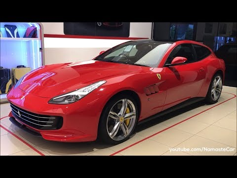Ferrari GTC4Lusso 2018 | Real-life review