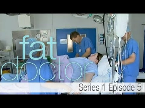 Fat Doctor Series 1 - Ep5 - Carol, Kathleen and Jeff