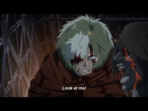 Koutetsujou no Kabaneri Episode 2 Live Reaction - Iron Fortress 甲鉄城のカバネリ