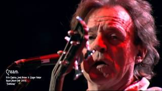 Cream - Royal Albert Hall 2005 - Politician