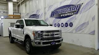 Preowned 2017 Ford F-350 SuperDuty Lariat W/ 6.2L V8, Overview | Boundary Ford