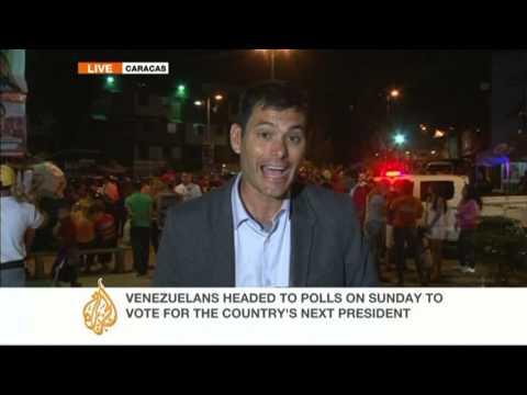 Al Jazeera correspondents on Venezuela elections