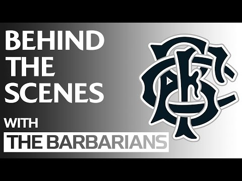 Behind the Scenes | Schalk Brits and the Barbarians