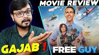 Free Guy (2021) Movie Review In Hindi   Ryan Reynolds