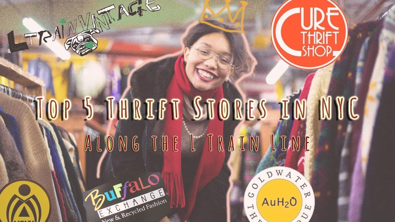 Top 5 thrift stores in nyc all along the l train for Best consignment stores nyc