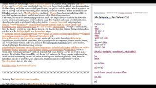 [Hörbuch Digital vorgelesen!] Teil 3 • Carochi Grammatik • 3PREFACE Carochi [Nahuatl Deutsch]