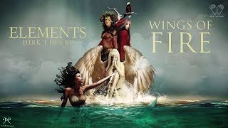 WINGS OF FIRE | Beautiful Emotional Female Vocal Music | Dirk Ehlert (Dos Brains)