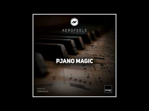 Music video Aerofeel5 - Pjano Magic (Club Mix)