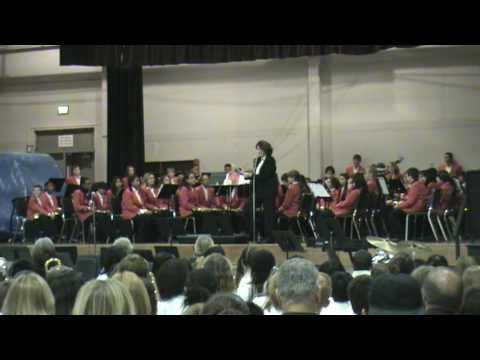 Joseph Kerr Middle School Concert Band Fall Concert 2009