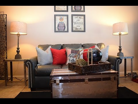 Decorating Small Spaces, Studio and EfficiencyApartments| Tips & Ideas