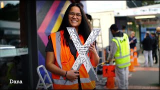 The Dowse x TMD Crew: Street Art Mentoring Programme