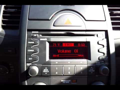 2010 Kia Soul Radio Audio System Problems Youtube