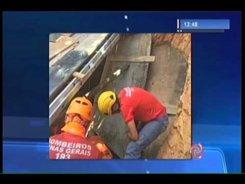Homem morre soterrado após deslizamento no Barreiro