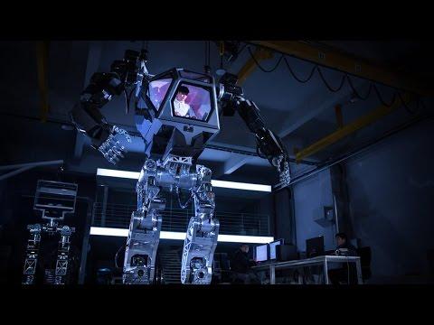 Robot gigante è enorme e si pilota dall interno esiste davvero