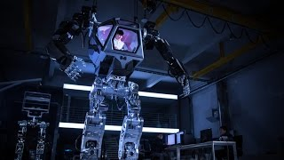 Vitaly Bulgarov | Robots from Pacific Rim in reality?