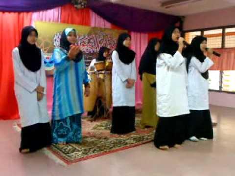Nasyid SMK Linggiu sempena Maulidur Rasul