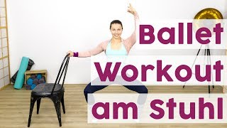 Ballett Workout für den ganzen Körper