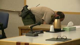 Woman passes out after being found guilty of attempted murder