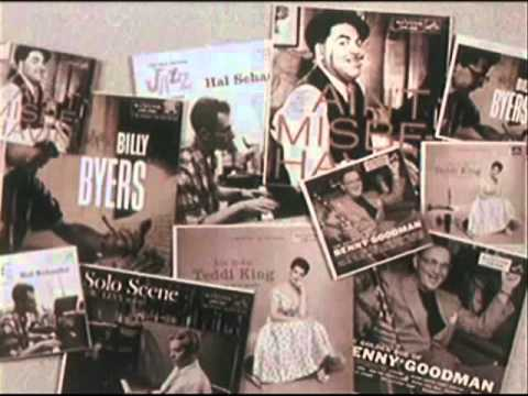 RCA PART 2 Film 1956  - How RCA Vinyl Records Were Made