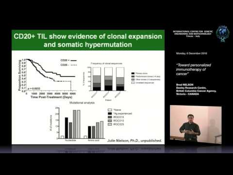 B. Nelson - Toward personalized immunotherapy of cancer