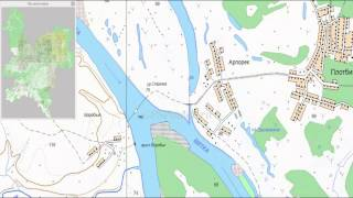 видео карта кировской области