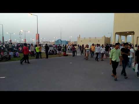 QATAR  Grand mall field