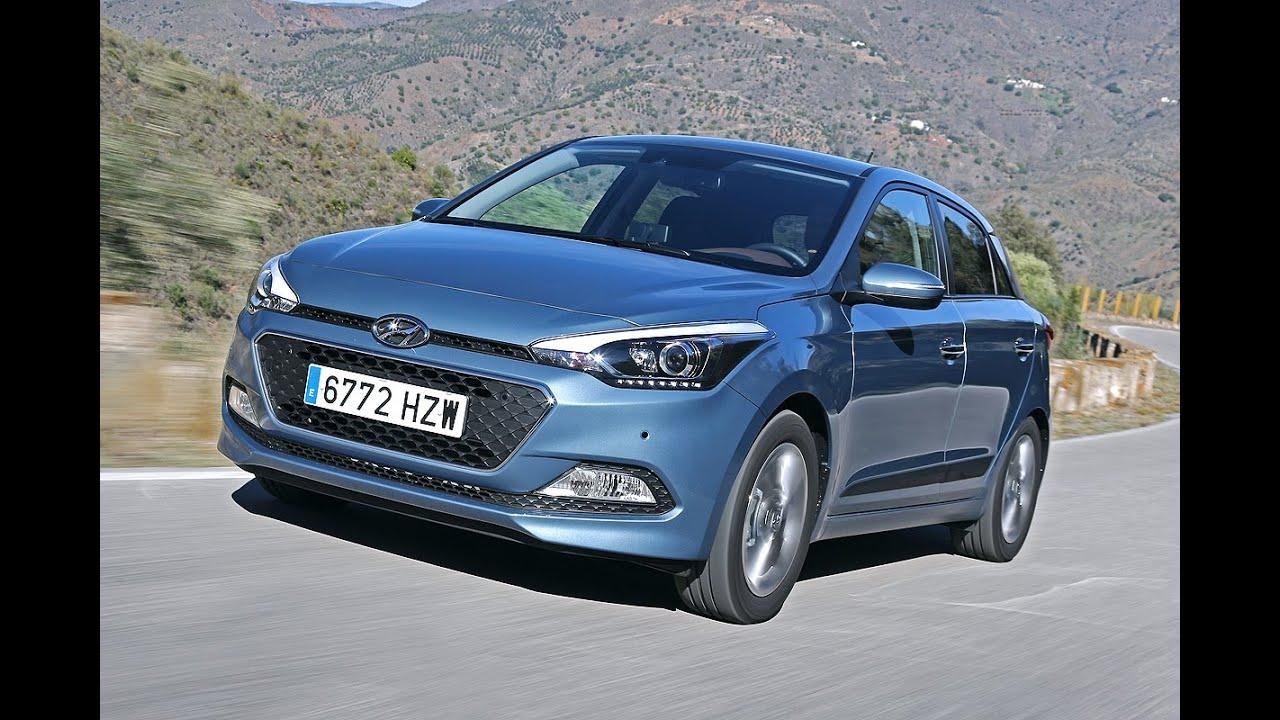Hyundai I20: Die Zweite Generation