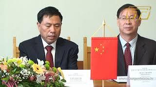 Община Търговище среща Китай по пътя на сътрудничеството