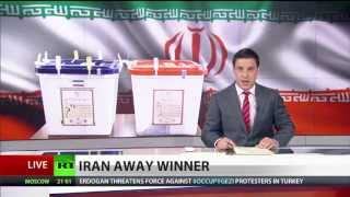 Video Moderate cleric Hassan Rohani wins Iran presidential election in 1st round download MP3, 3GP, MP4, WEBM, AVI, FLV Oktober 2018
