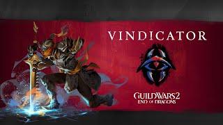 Guild Wars 2: Eฑd of Dragons Elite Specializations - Vindicator (Revenant)