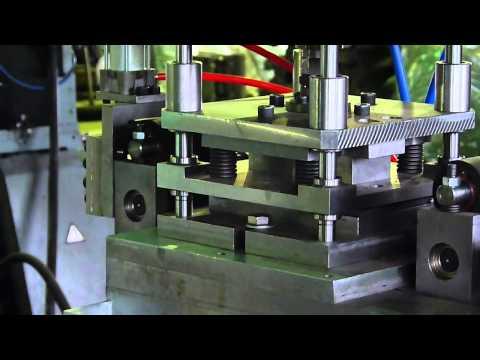 Установка для перфорированной ленты 0,05мм