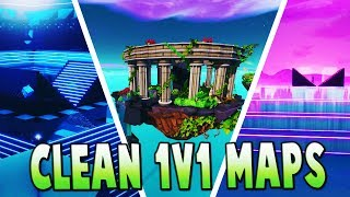 TOP 20 Clean 1v1 Map Codes Of All Time In Fortnite