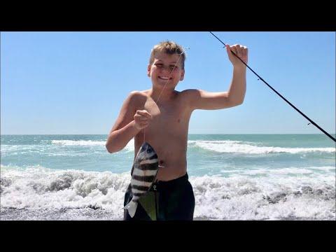 2018 Fishing In Siesta Key