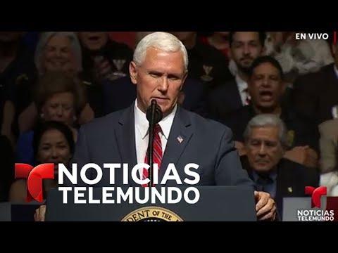 EN VIVO: El presidente Trump anuncia nueva política de EEUU hacia Cuba | Noticias | Telemundo
