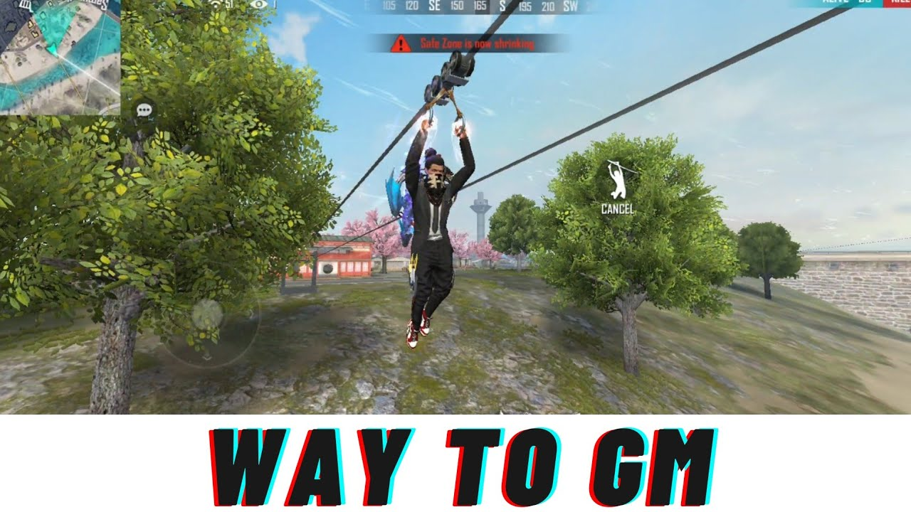 Download WAY TO GM 🥰🥰#freefiretamil #sirutha #roadto3k