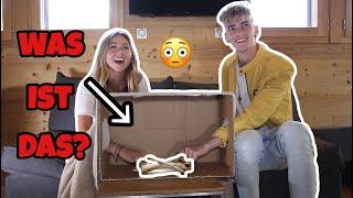 Was ist in der Box Challenge?😱 Mit KekseTV!!🙏🏻