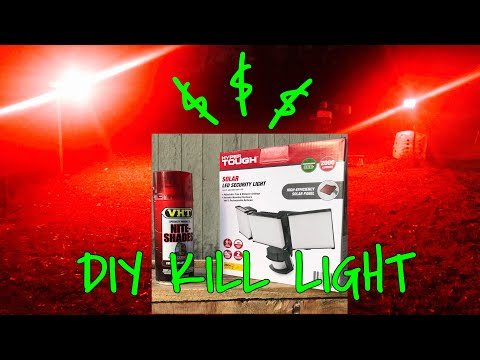 DIY KILL LIGHT | CHEAP!!!!!!