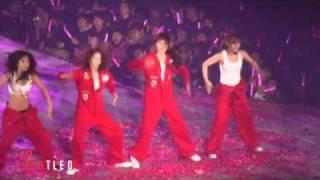 [HQ] SNSD - ASIA TOUR CONCERT - Dance Battle (Dec 20, 2009) - Stafaband