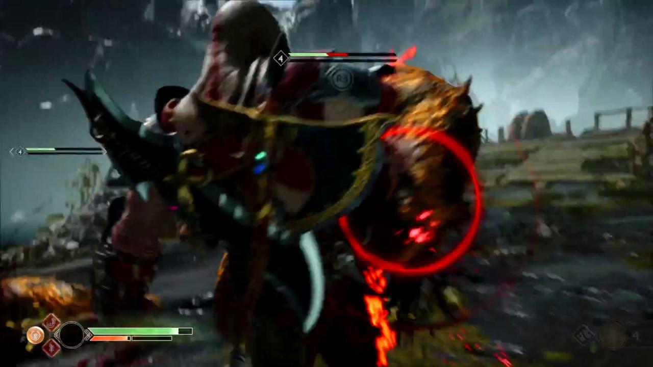 God of War 4 - Favores (Espíritu) - Anatomía de la promesa - YouTube