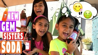 We Made Our Own Soda - Fun Los Angeles Soda Pop Store : VLOG IT // GEM Sisters