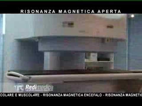 RISONANZA MAGNETICA APERTA