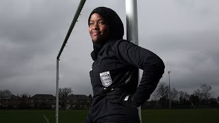 From Refugee To Referee: The Muslim Woman Shaking Up Football