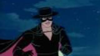 مقدمة فلم كرتون زورو (The new Adventures of Zorro)